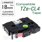 TZe-CL4 cleaning Tape
