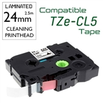 TZe-CL5 cleaning Tape