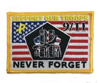 September 11, 2001 Memorial Patch