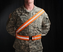 Re-Flex® Reflective Sash