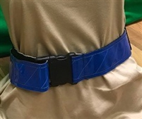 Re-Flex Vinyl Belts: Heavy-Duty with Quick-Release Buckle