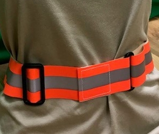 Re-Flex Flame-Resistant Belt