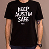 Keep Austin SAFE T-Shirt (Unisex)
