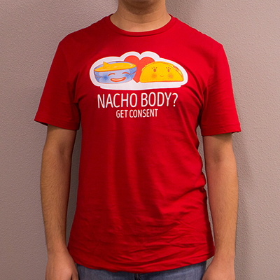 Nacho Body T-Shirt