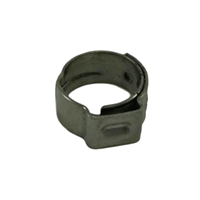 Hose Clamp - 12.3mm Stepless Ear Type