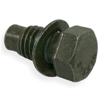 Manual Transaxle Clutch Release Shaft Bushing Locating Bolt - Vanagon