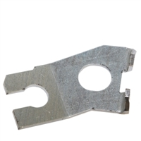 Brake Hose Support Bracket - Front Left (Driver) Side - Transporter 70-79