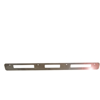 Walkthrough Heater Vent Trim - Stainless Steel - Transporter 74-79