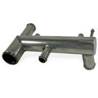 Coolant Junction - Stainless Steel - Vanagon 86-92