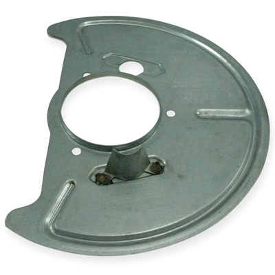 Brake Dust Shield - Left (Driver) Side - Vanagon 86-92
