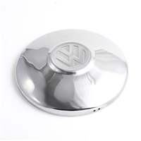 Hub Cap - 256mm - Chrome - Vanagon