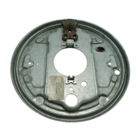 Drum Brake Backing Plate - Left (Driver) Side - Vanagon