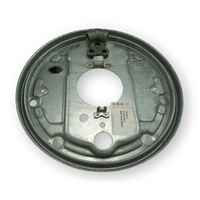 Drum Brake Backing Plate - Right (Passenger) Side - Vanagon
