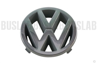 "Emblem For Grill - ""VW"" - 125mm - Chrome - Vanagon"