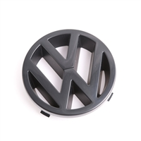 "Emblem For Grill - ""VW"" - 125mm - Black - Vanagon"
