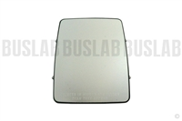 Power Mirror Glass - Convex With Writing - Vanagon
