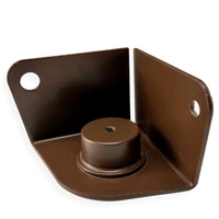 Table Leg Holder - Rear Lower - Brown - Vanagon Westfalia 80-86