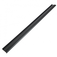 Sliding Door Threshold - Black - Vanagon Westfalia 80-92