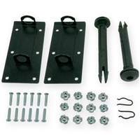 Bench Seat Headrest Mounting Kit - Vanagon