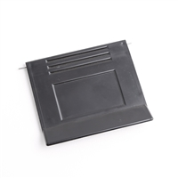 Hook-Up Lid - Black - Vanagon Westfalia