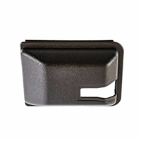 Sliding Door Latch Cover - Black - Vanagon 80-84