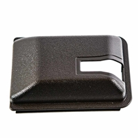 Sliding Door Latch Cover - Black - Vanagon