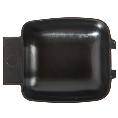 Door Interior Lever Finger Plate - Black - Vanagon