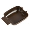 Door Interior Lever Finger Plate - Brown - Vanagon