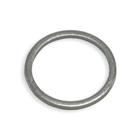 Sealing Washer for Power Steering Hose - Aluminum - 18x22x1.5 - Vanagon 83-92