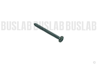 Screw for Bumper End Cap - 4.8x50 - Fillister Head Self Tapping - Vanagon