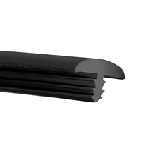 Cabinet Trim - 16mm Black - Transporter Westfalia 68-79