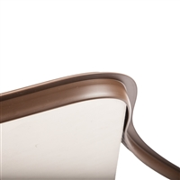 Cabinet Door Trim - Brown - Transporter Westfalia 55-79