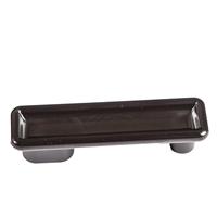 Refrigerator Handle - Black - Transporter Westfalia 68-79