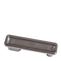 Refrigerator Handle - Gray - Transporter Westfalia 68-79