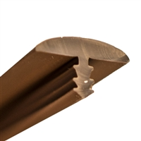 Cabinet & Table Trim - 16mm Brown - Transporter Westfalia 68-79