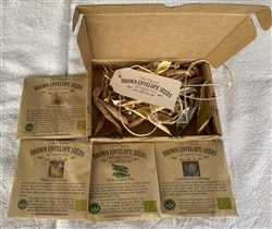 Irish Heritage Vegetable Seed box