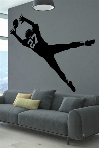 Wall Decals Winning Catch