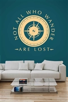 Wall Decals  Lost Compass