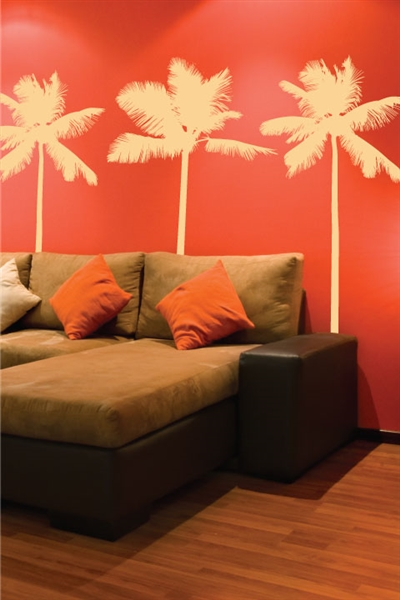 Wall Decals Palm Trees