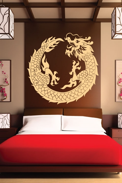 Wall Decals Dragon