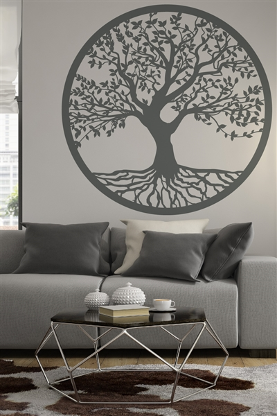 Tree of Life - Circle of Life - World Tree - Branches & Leaves - 32 Colors - 5 Sizes