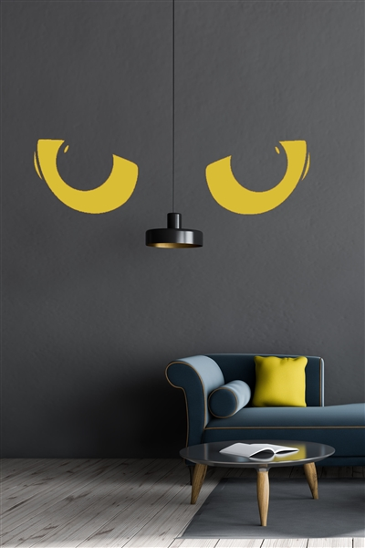 Eyes on You Wall Art