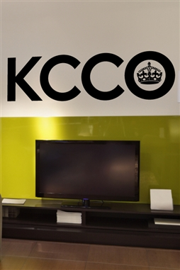 theChive KCCO Wall Decal