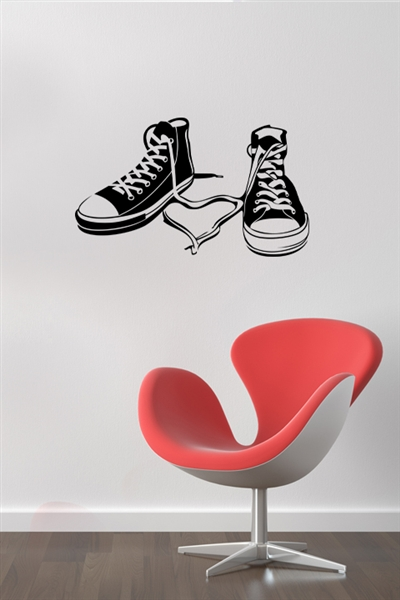 Wall Decals  - Sneakers