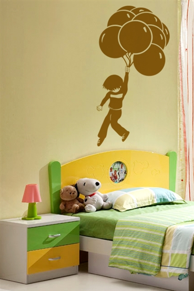 Wall Decals  - Balloon Bunch 2