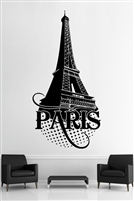 Wall Decals  - Paris