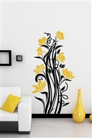 Wall Decals  - Organic Sketch Standing