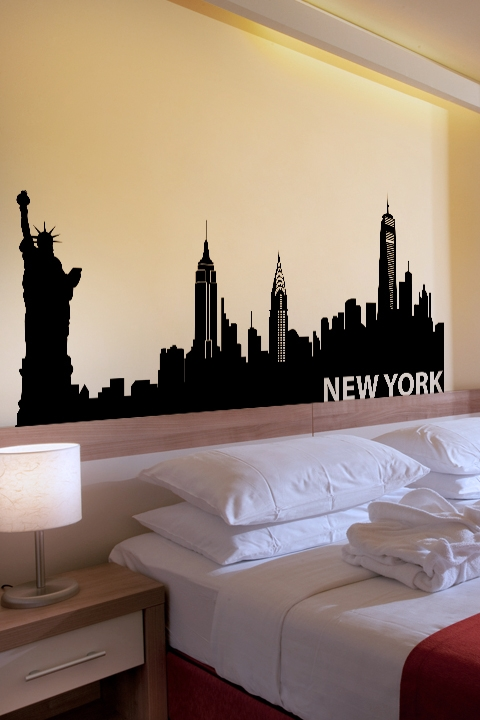 Wall Decals New York Walltatcom