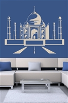Wall Decals  - Taj Mahal