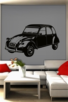 Wall Decals  - Citroen
